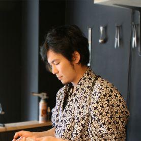 Nghệ nhân Amezaiku Shinri Tezuka