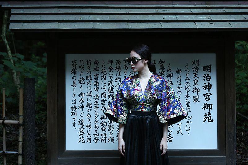 Angela Phương Trinh tại Tokyo
