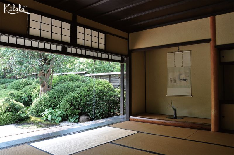 lịch sử Ikebana góc Tokonoma