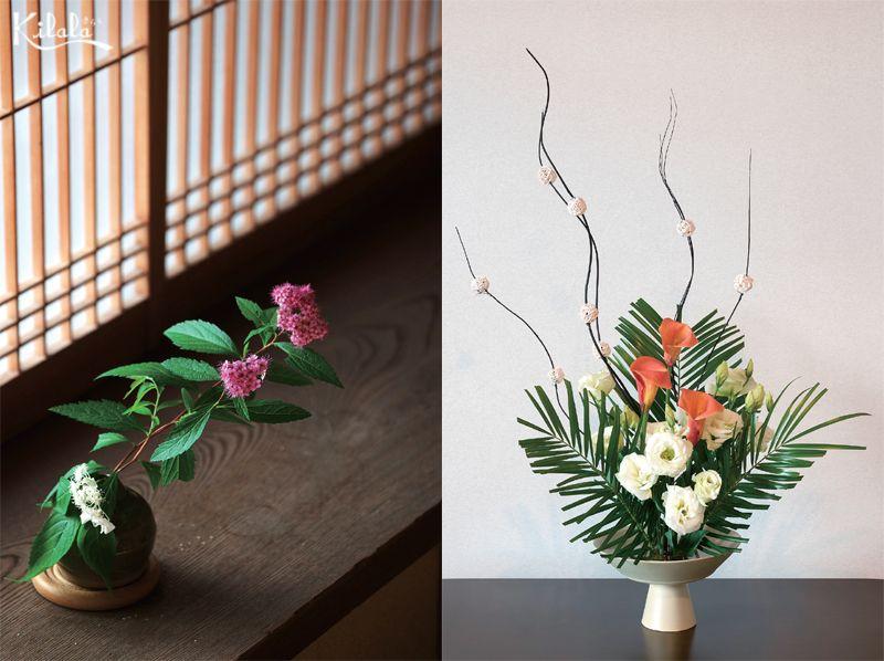 lịch sử Ikebana