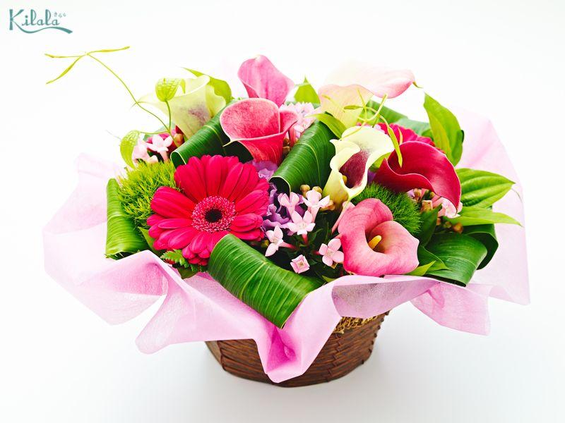 flower arrangement của phương Tây