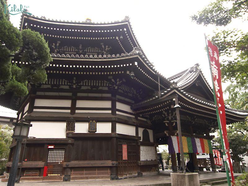 chùa Rokkakudo