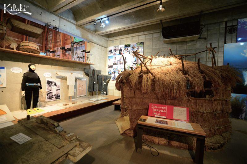 bảo tàng dân gian biển