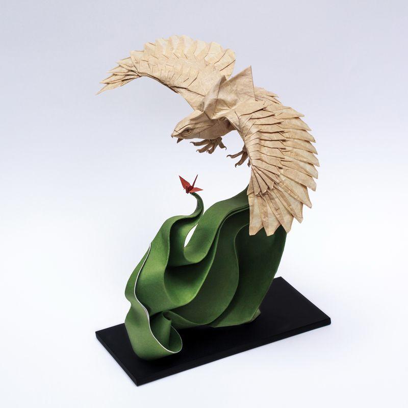 origami của Nguyễn Hùng Cường