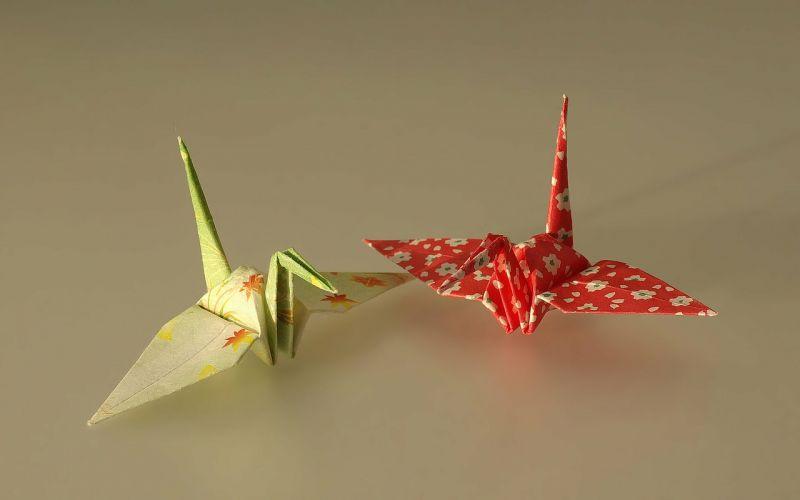 origami xếp giấy Nhật Bản