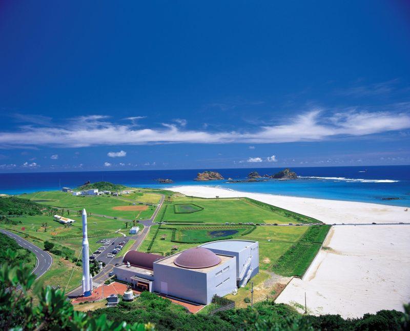 đào tanegashima, kagoshima