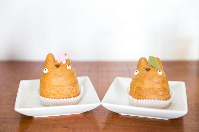 bánh su kem Totoro