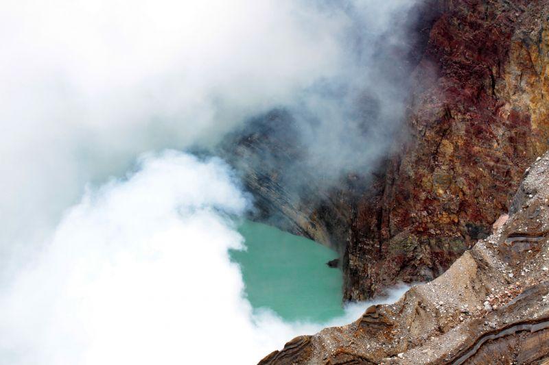 Kumamoto lấy nguồn suối khoáng dồi dào từ ngọn núi lửa Aso