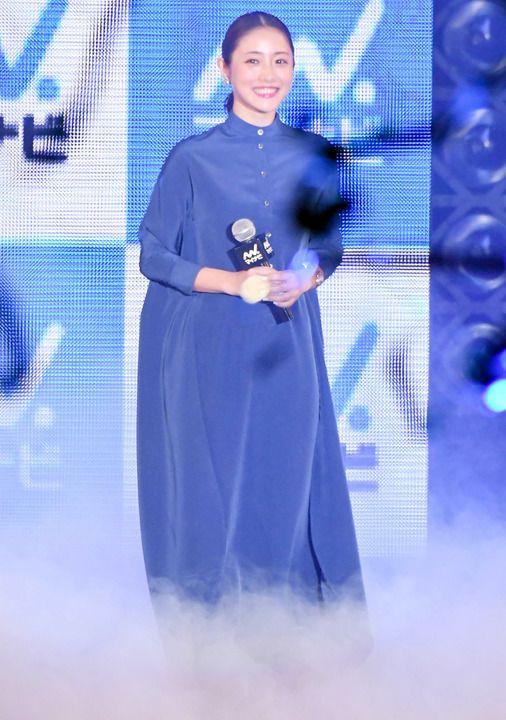 Satomi Ishihara tại My Navi Girls Award 2017