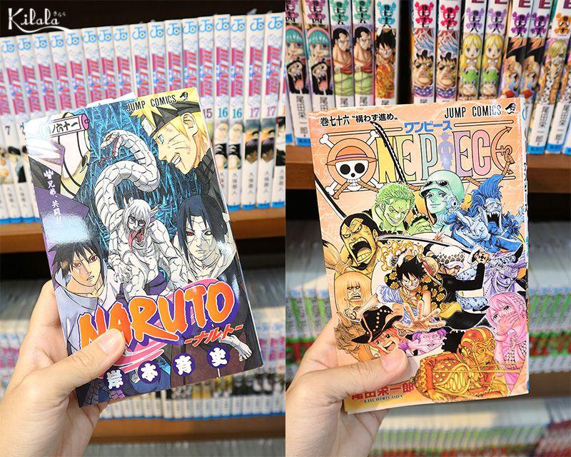 truyện manga