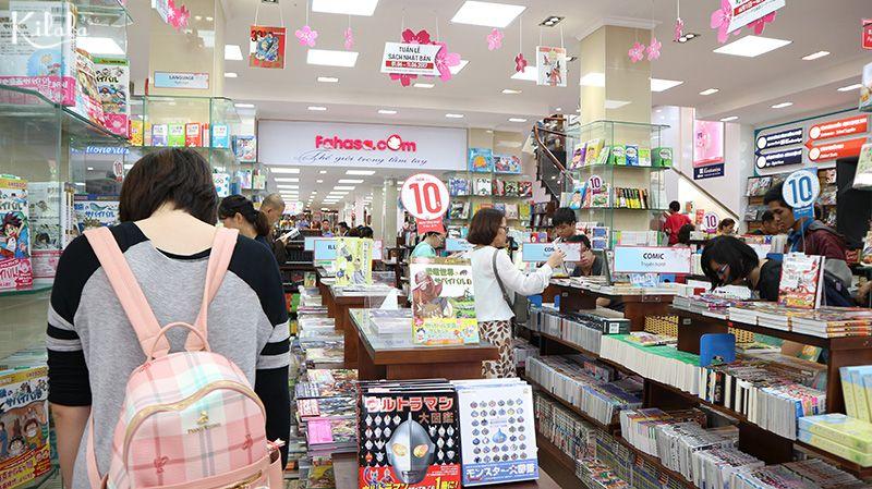 tuần lễ sách Nhật Bản
