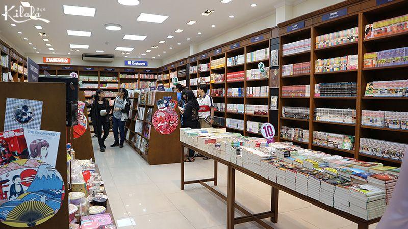 sách tiếng Nhật ở tầng lửng