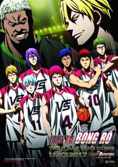 Thiên tài bóng rổ: Trận đấu cuối cùng