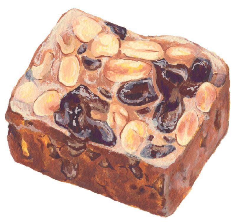 bánh Belvedere của Levain
