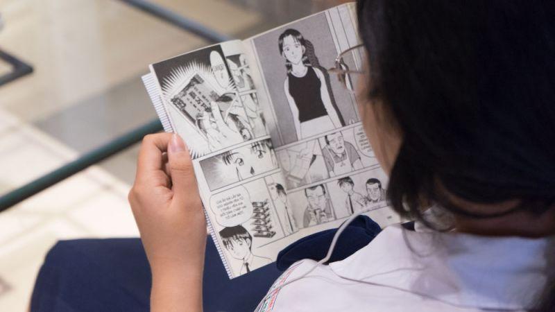 truyện tranh Manga