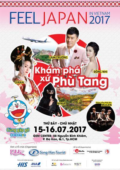 feel japan in vietnam 2017
