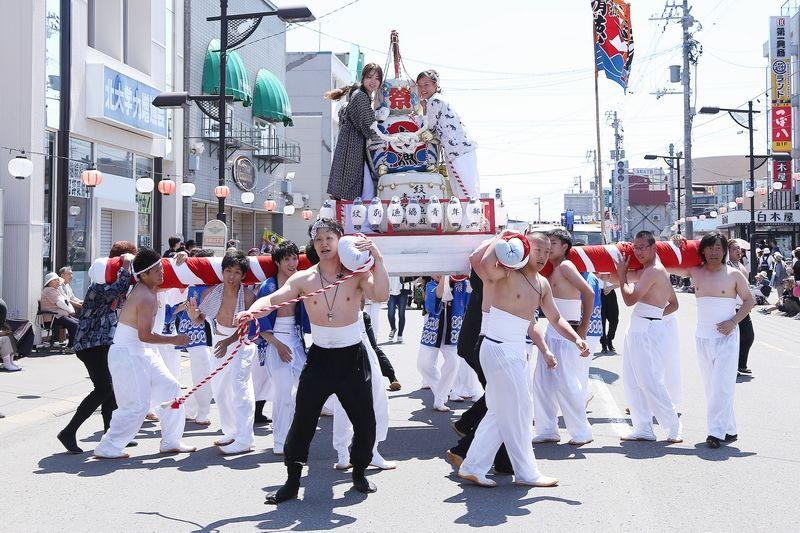 Lễ hội cảng biển du lịch Mombetsu