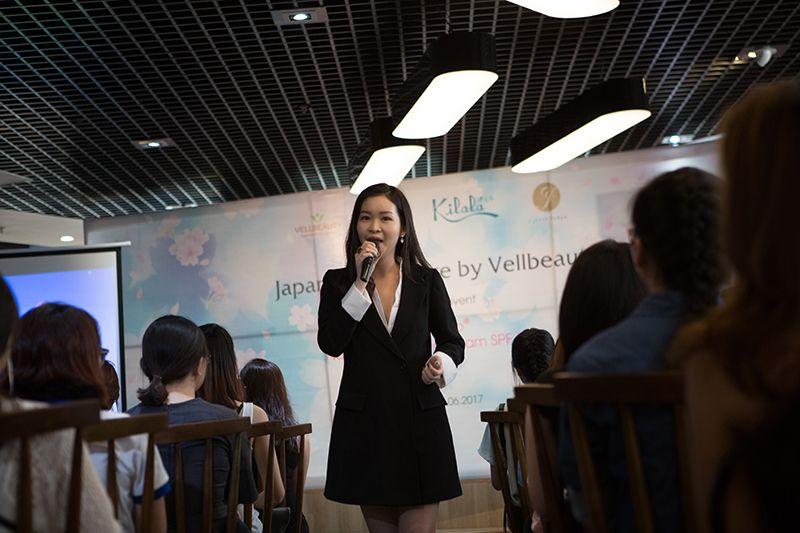 chị Phương Huỳnh Vellbeauty