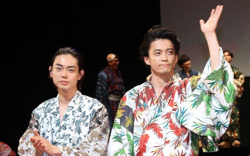 Shun Oguri & Masaki Suda