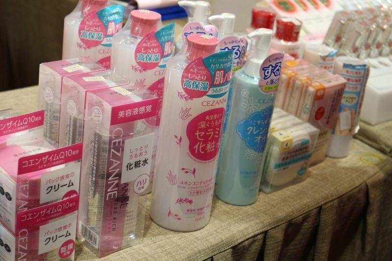 Các sản phẩm làm đẹp vô cùng đa dạng