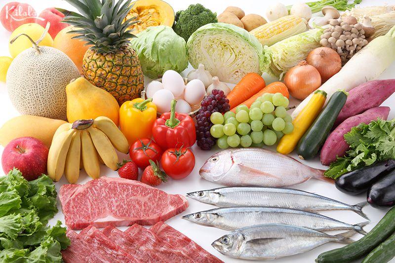 thực phẩm tăng sức đề kháng
