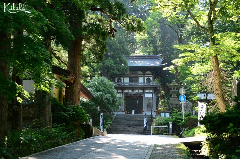 Chùa Daisen-ji