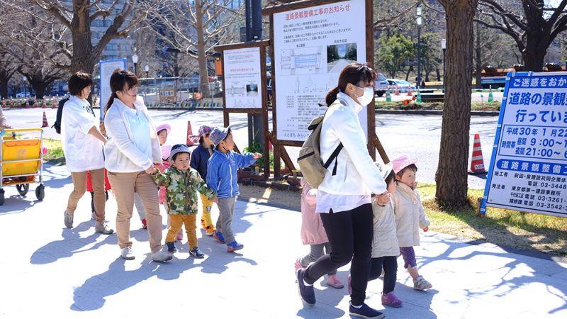 Sự khác biệt giữa trẻ tốt nghiệp trường Hoikuen và Yochien