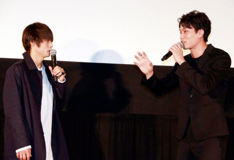"""lễ kỷ niệm ngày ra mắt phim """"Tokyo Ghoul"""""""