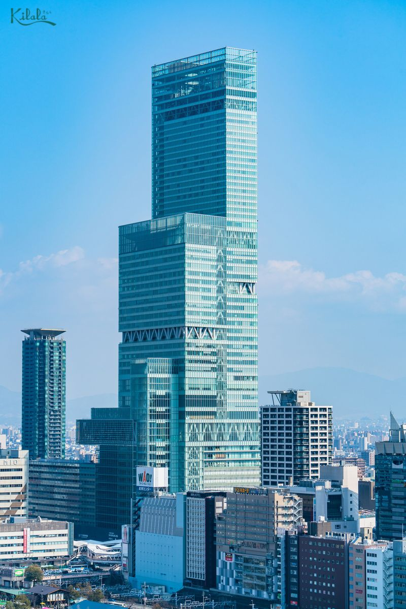 Abeno Harukas - Tòa nhà cao nhất Nhật Bản