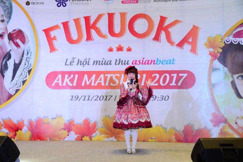 Lễ hội Aki Matsuri 2017