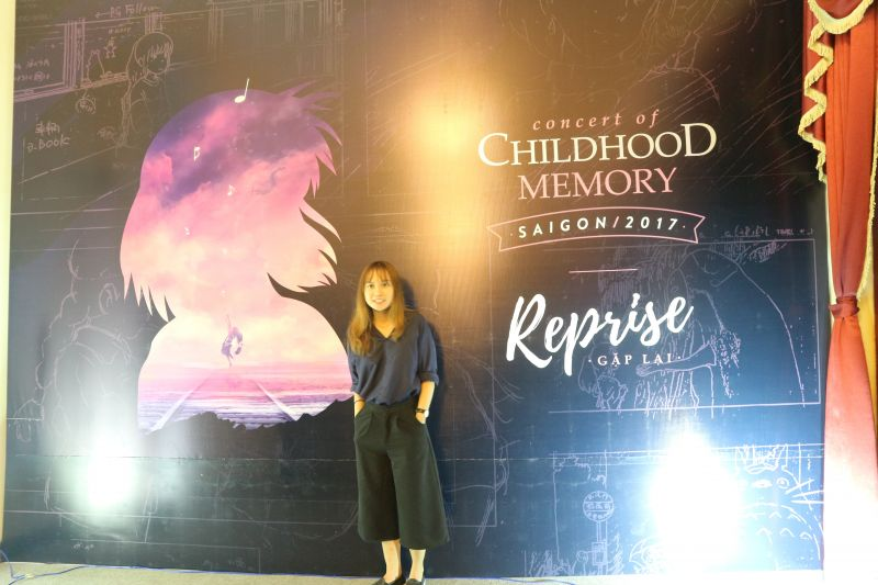 Concert of Childhood Memory