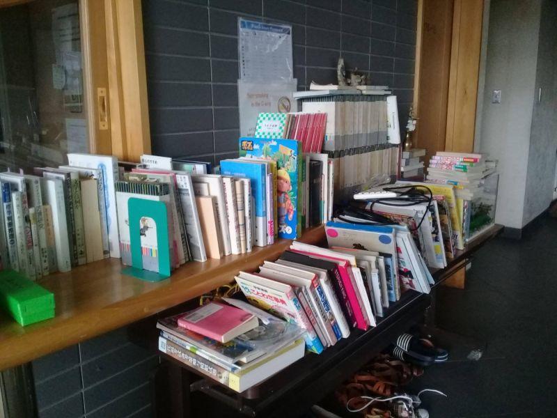 Sách, truyện manga