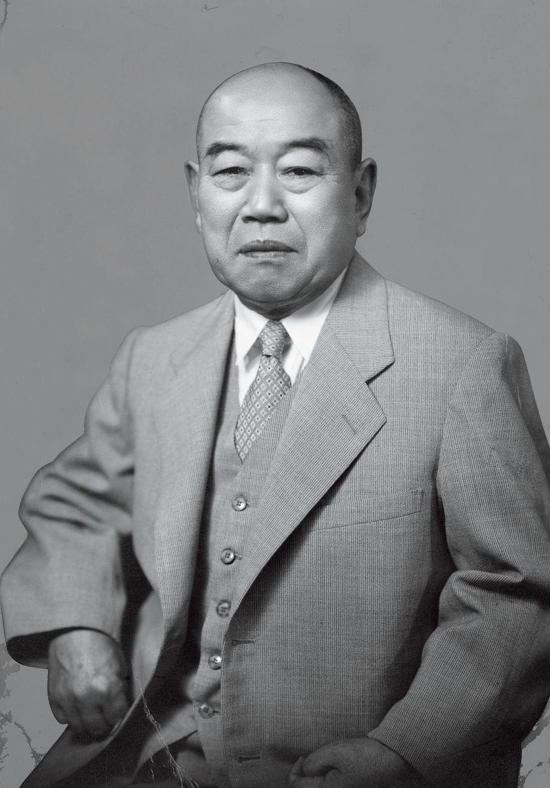 Zentaro Kudora - người sáng lập KOKUYO.