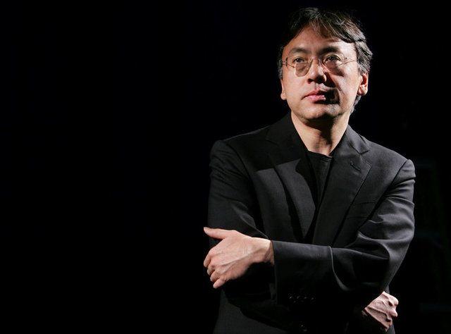 Tác giả Kazuo Ishiguro