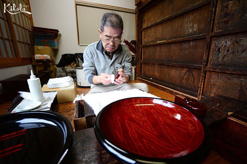 Nghệ nhân Tsuneo Goto