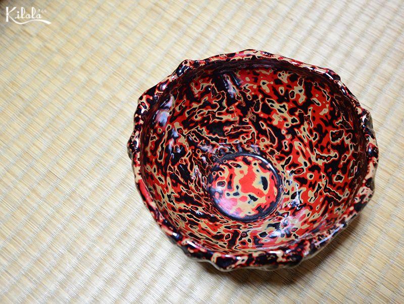 Sơn mài của nghệ nhân Tsuneo Goto