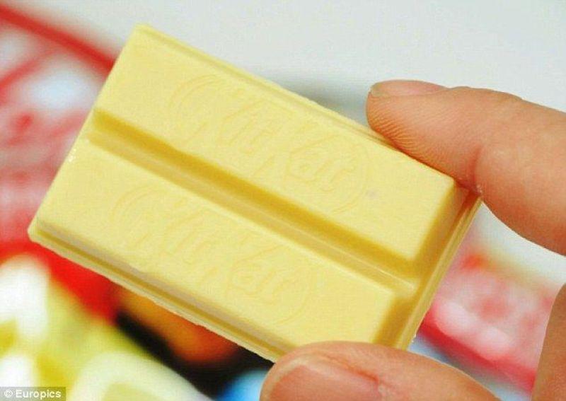 """Bánh """"sữa nướng"""" KitKat"""