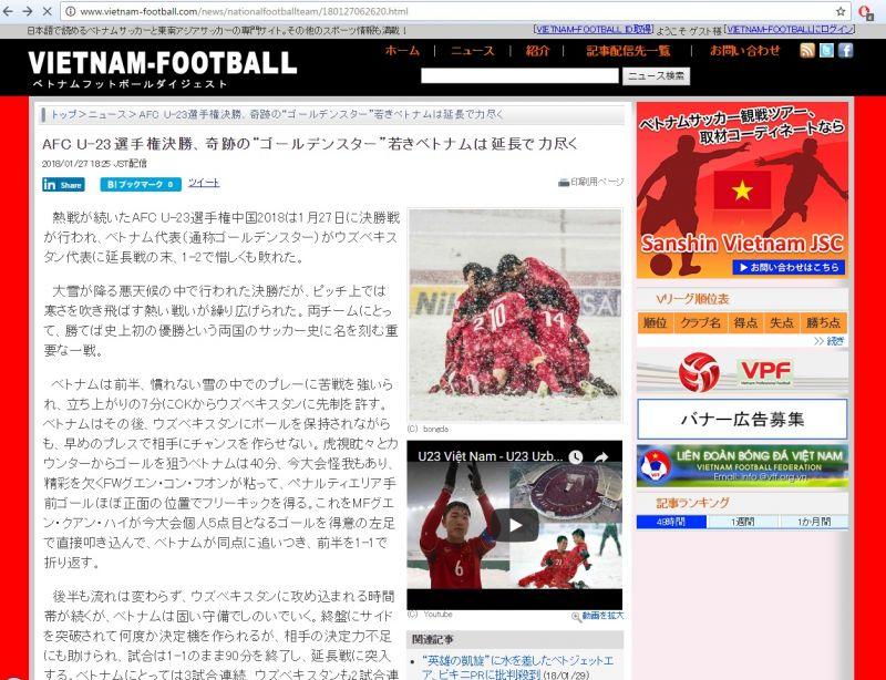 Vietnam-Football