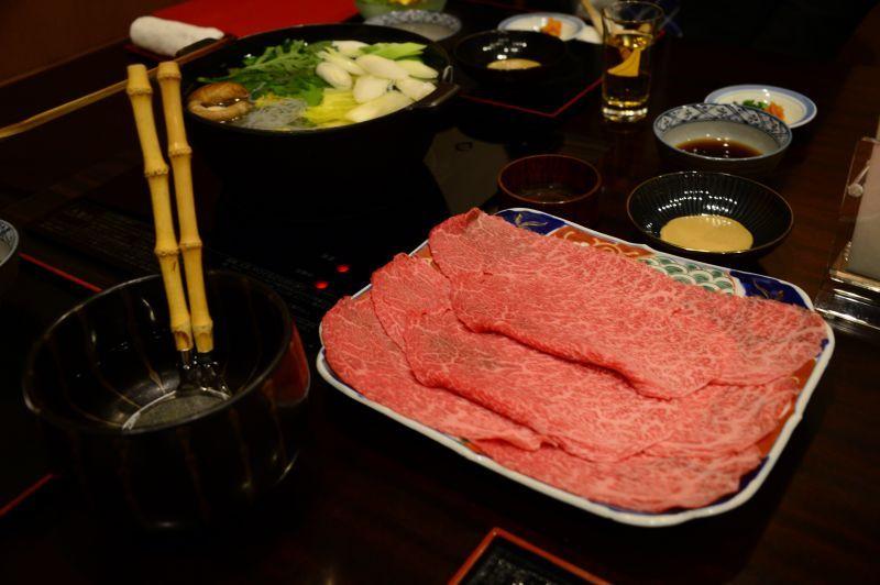 「しゃぶしゃぶ」などで使われるA5ランク仙台牛
