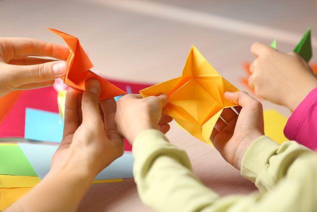 Lớp học gấp giấy Origami