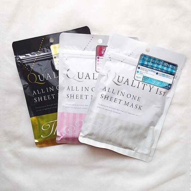 Mặt nạ Quality 1 All in one Sheet Mask