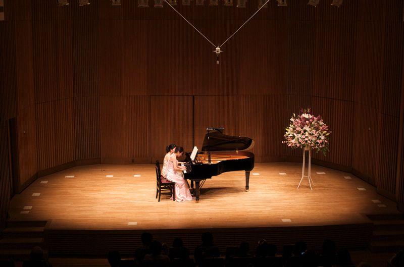 Xem hoà nhạc ở Nhật