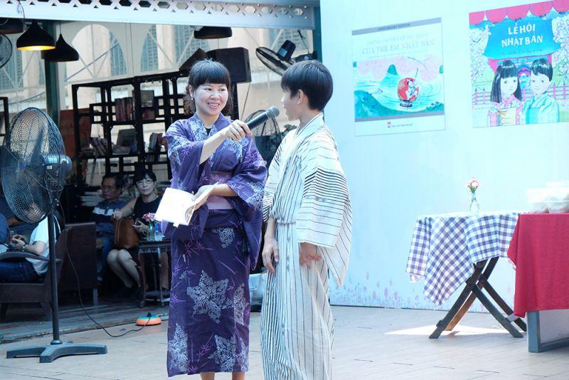 Sự kiện Em và nước Nhật