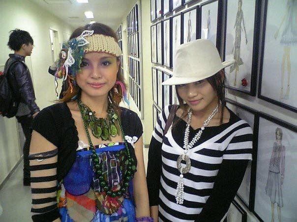 Học thời trang tại Nhật