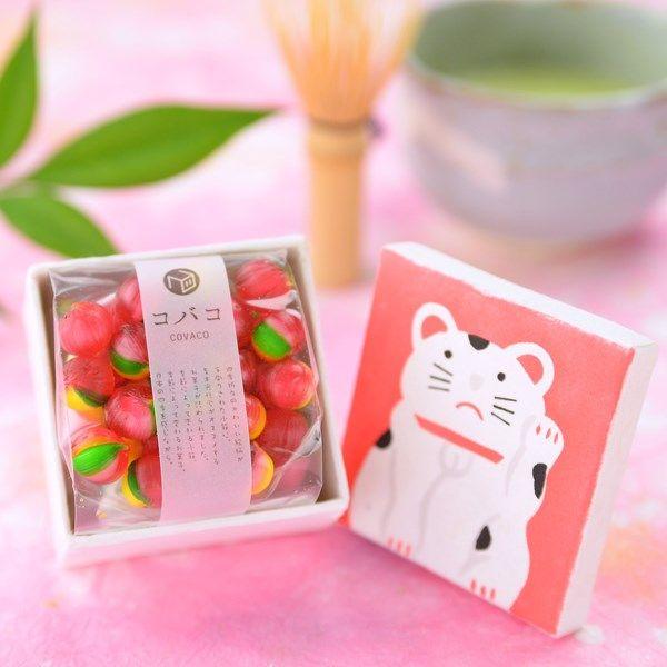 Kẹo truyền thống của Nhật