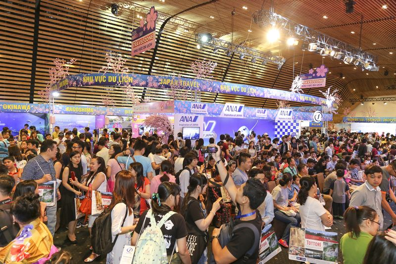 Tour du lịch giá khuyến mãi khủng tại Feel Japan