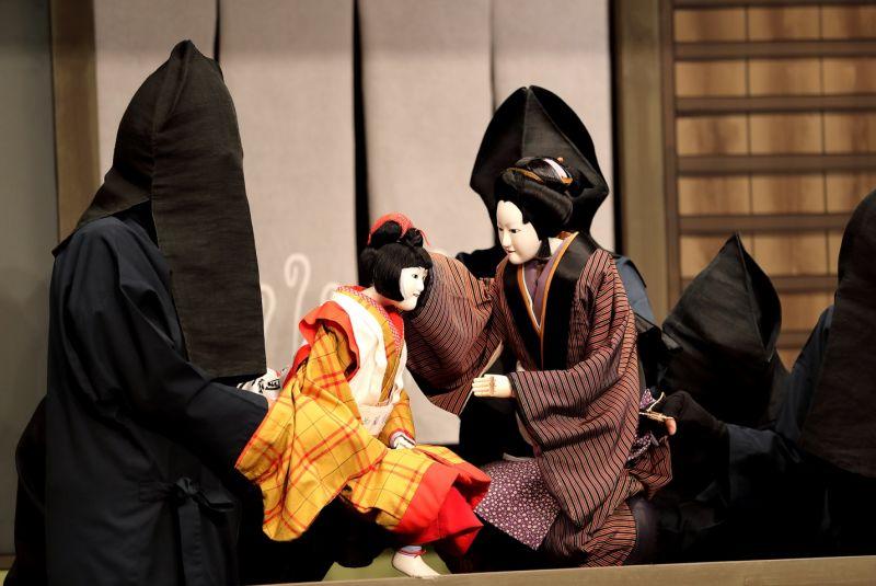 Kịch rối Nhật Bản