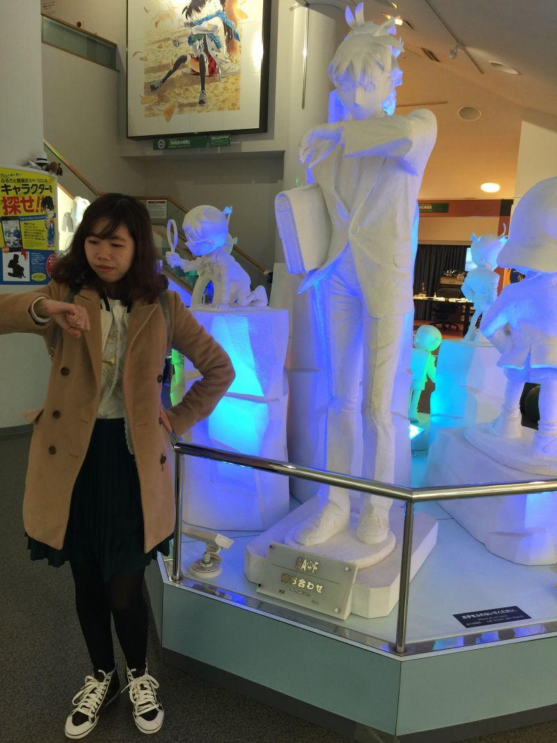 Tượng đồng Shinichi