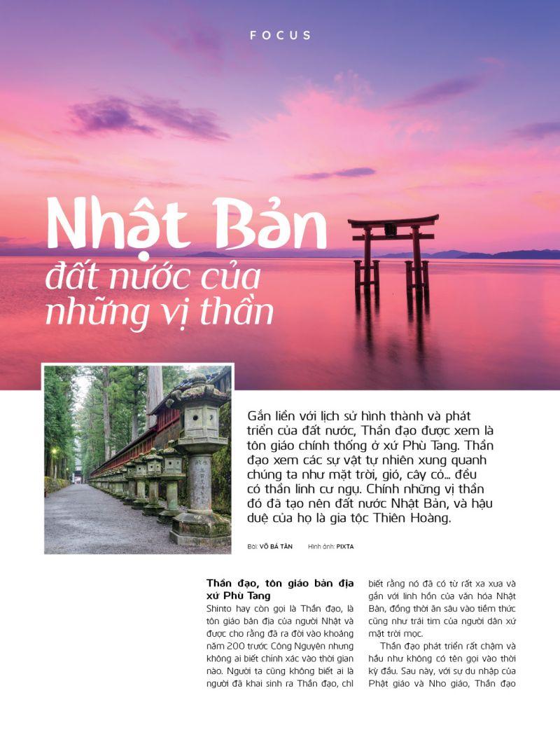 Thần đạo trong đời sống người Nhật
