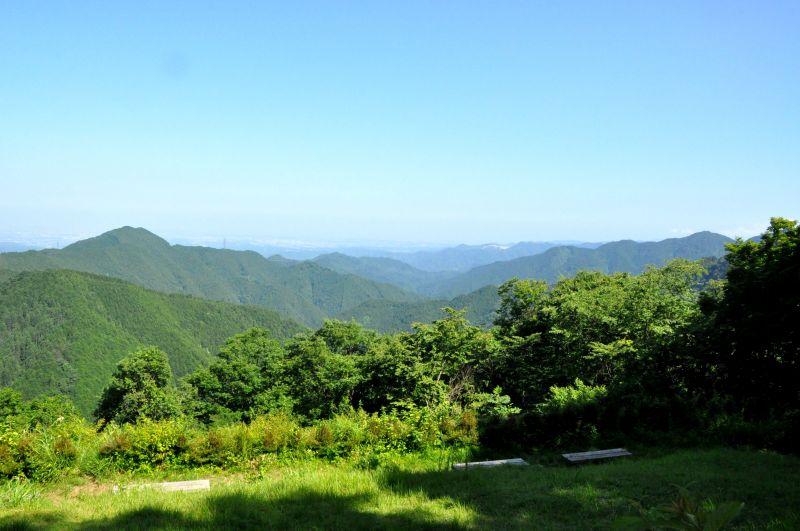 Núi Mitake